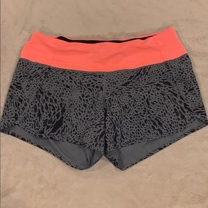 Lululemon Running Shorts